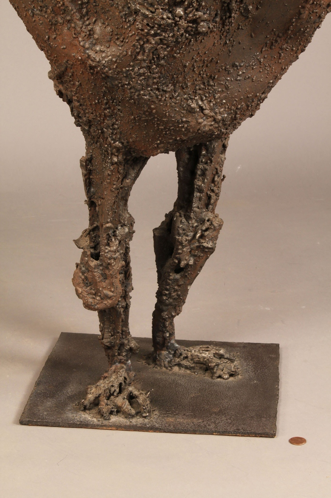 Lot 574: Gordon H. Smith Metal Sculpture