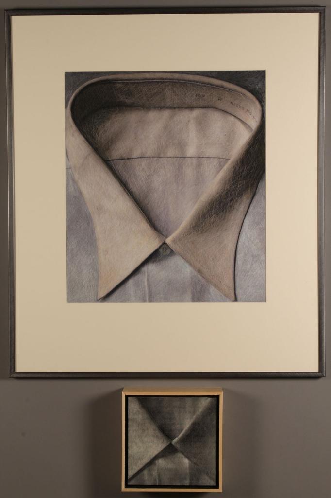 Lot 584: Jane Allen Nodine, 2 works: La Camicia di Memoria