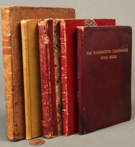 Lot 728: Lot of 5 Washington Themed Books