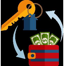 Receive cash offer