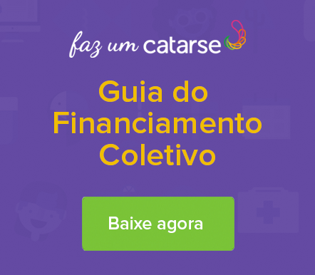 Financie seu projeto no Catarse