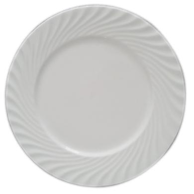 Swirl Design White Dinnerware Buy Swirl Design White
