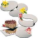 MIRROR DISPLAY TRAYS