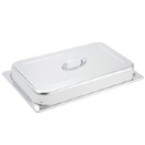 DOME CHAFER COVERS, STAINLESS STEEL