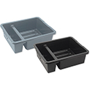 BUS BOXES, DIVIDED 2 COMPARTMENTS, HEAVYWEIGHT