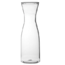 CARAFE, DISPOSABLE PLASTIC, PKG/12