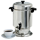 COFFEE MAKER, STAINLESS