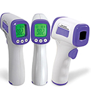 NON-CONTACT INFRARED HUMAN FOREHEAD THERMOMETER