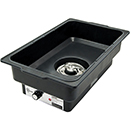 ELECTRIC WATER PAN, FULL SIZE