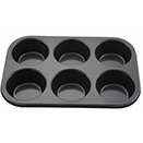 MUFFIN PANS WITH NON-STICK SURFACE