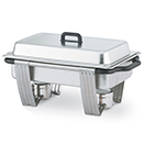 DAKOTA™ FULL SIZE RECTANGULAR CHAFER, LIFT OFF LID, STAINLESS