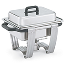 DAKOTA™ HALF SIZE, RECTANGULAR CHAFER, LIFT OFF LID, STAINLESS