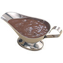 SAUCE BOAT, 18/10 STAINLESS