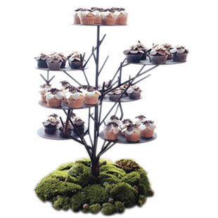 tree branch wedding cake stand twig cupcake stand images 21252