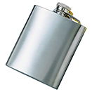 8 OZ STAINLESS STEEL FLASKS