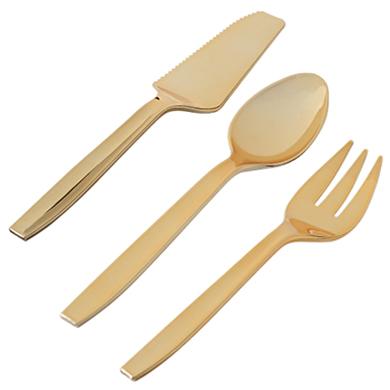 disposable serving pieces