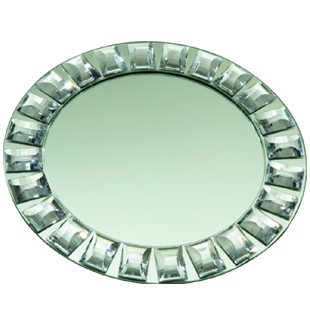 Mirror Glass Charger Plates Buy Mirror Glass Charger