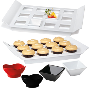 Cupcake Display Trays
