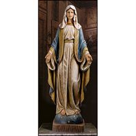 Our Lady of Grace - Church Size Statue