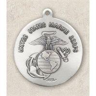 Saint Christopher Marine Corps Medal
