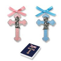 Crib Cross for Catholic Baby Boys