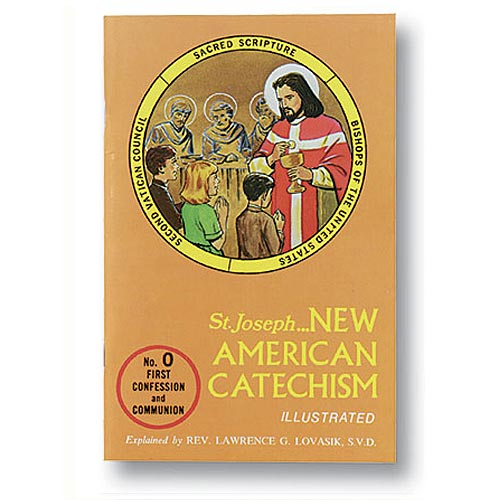 New American Catechism First Communion Ed Grades 1-2