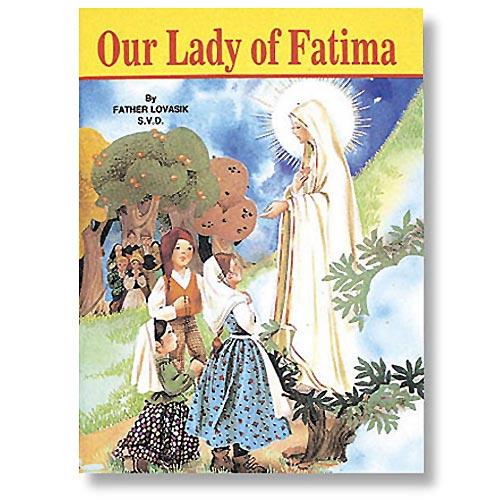 Our Lady of Fatima - Saint Joseph Picture Book
