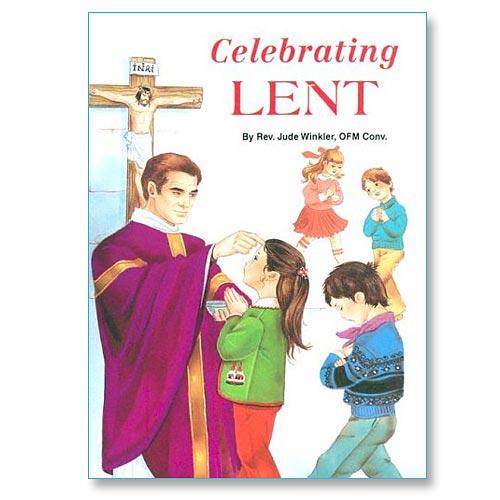 Celebrating Lent - Saint Joseph Picture Book