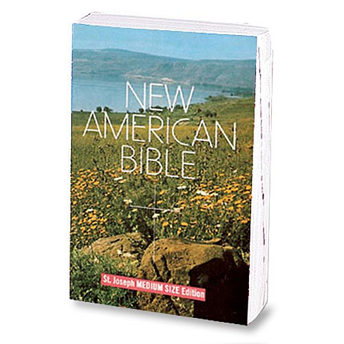 New American Bible Student Edition