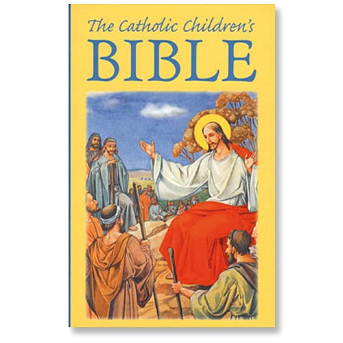 Catholic Children's BibleHardcover Edition