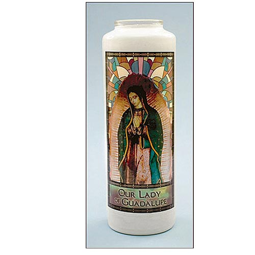 Our Lady of Guadalupe Gleamlight