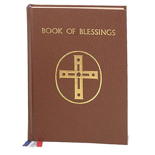 Book of Blessings - Catholic Book Publications
