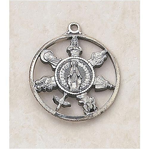 Miraculous Medal with Devotions