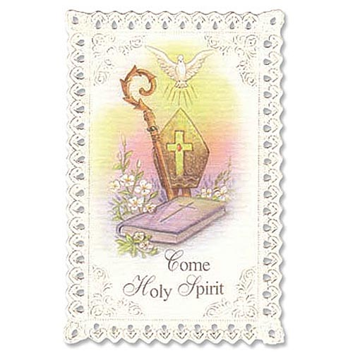 Confirmation Holy Cards - Package of 24