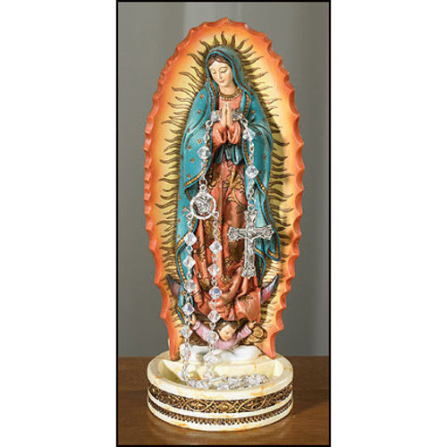 Our Lady of Guadalupe - Rosary Holder