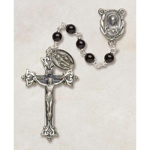 Onyx Men's Rosary