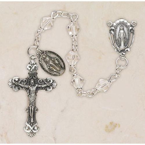 Austrian Crystal Rosary
