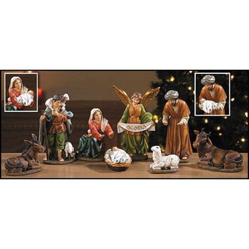 Sacred Traditions Nativity