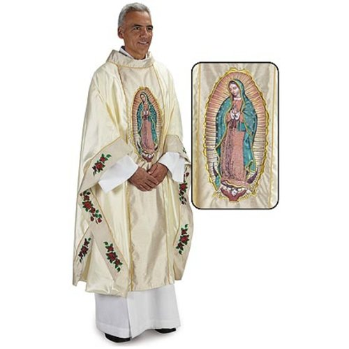 Chasuble Our Lady of Guadalupe | Catholic Gifts & More