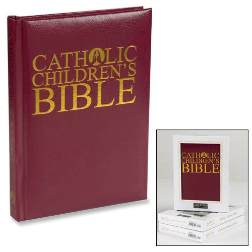 First Communion Bible For Boys