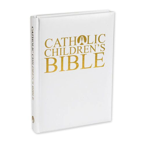 First Communion Bible For Girls - Aquinas Press