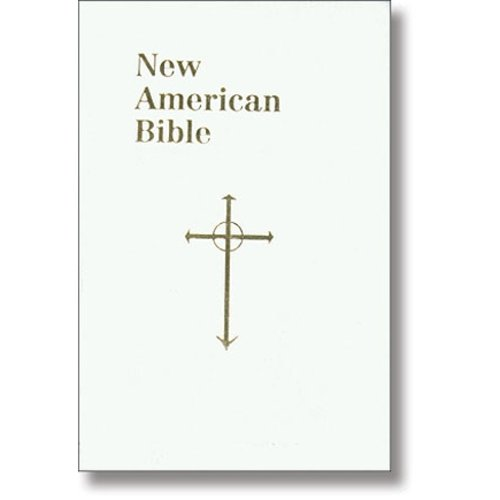 Saint Joseph New American Bible Personal Size Gift Edition