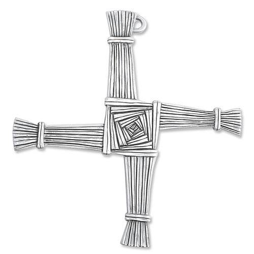 Saint Brigid's Wall Cross