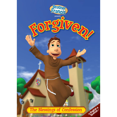DVD Forgiven! A Brother Francis Presentation