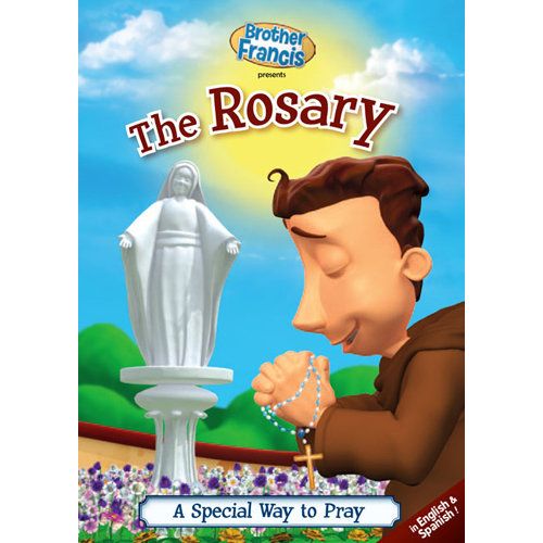 DVD The Rosary - A Brother Francis Presentation