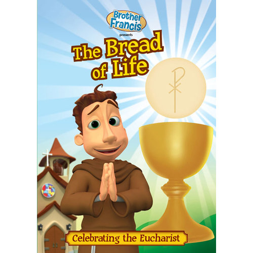 DVD - The Bread of Life - A Brother Francis Presentation