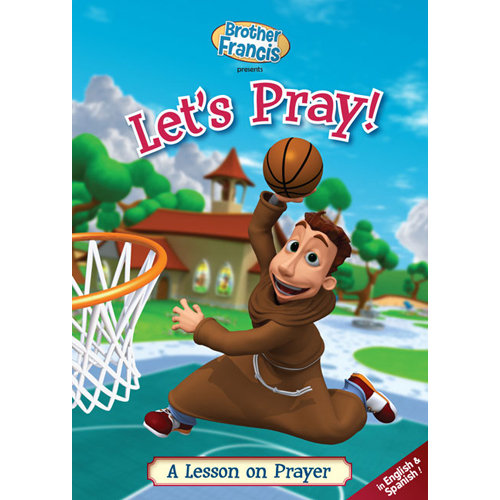 DVD Let's Pray! - A Brother Francis Presentation