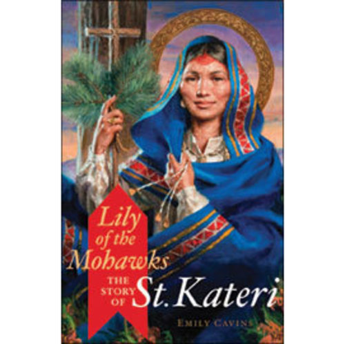 Lily of the Mohawks The Story of St Kateri