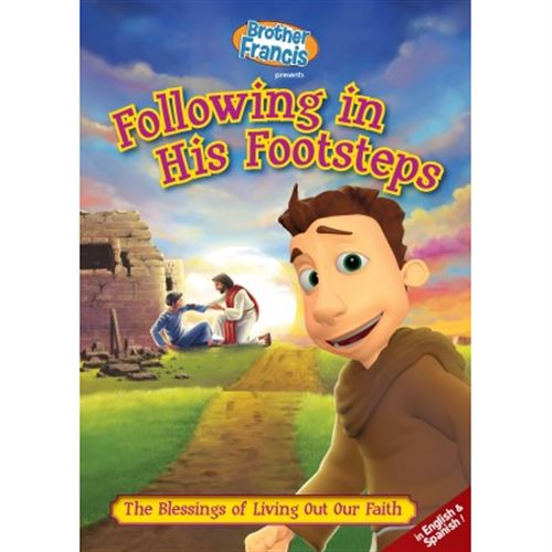 Following in His Footsteps Brother Francis DVD