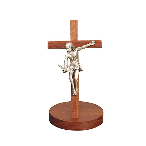 Gift of the Spirit Crucifix - Stand or Hang